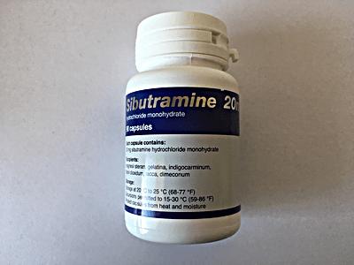 Sibutramin 20mg - Tabletky na chudnutie