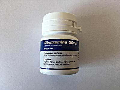 Sibutramine 20mg